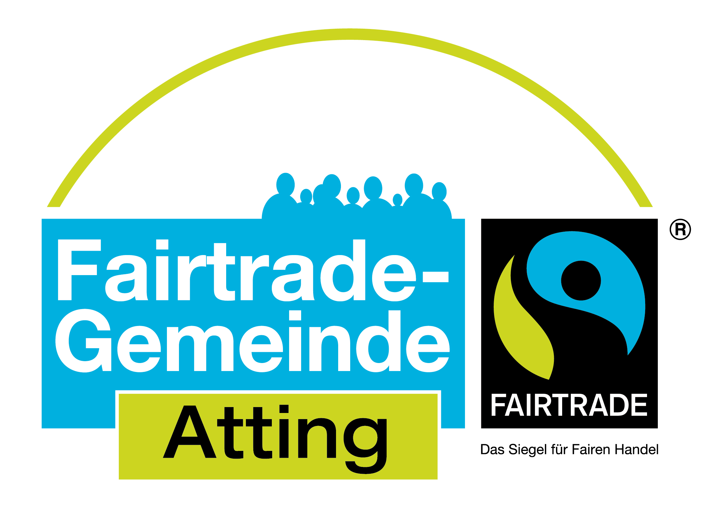 at.Logo Fairtrade Gemeinde Atting